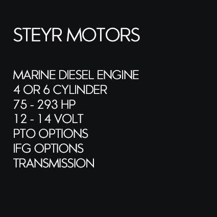 Choose Your Engine – Diesel Achterkant
