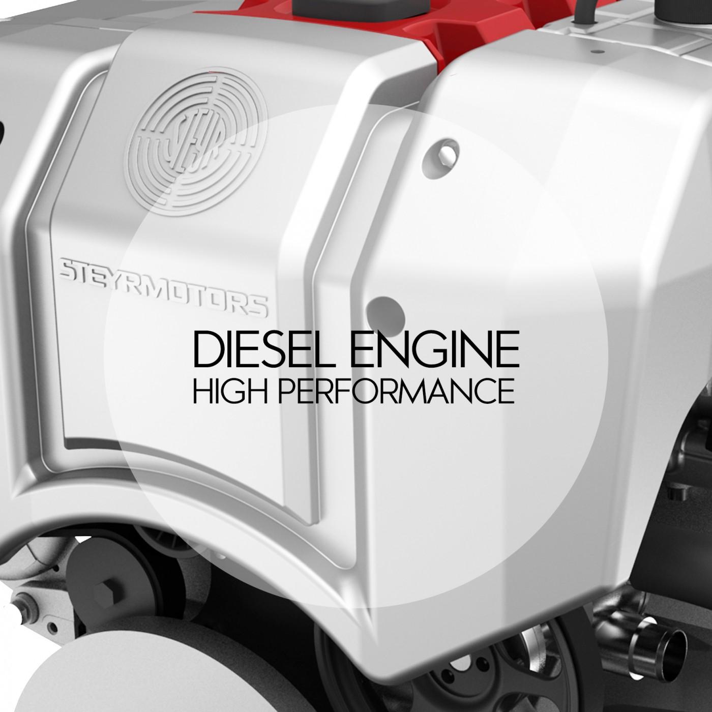Choose Your Engine – Diesel