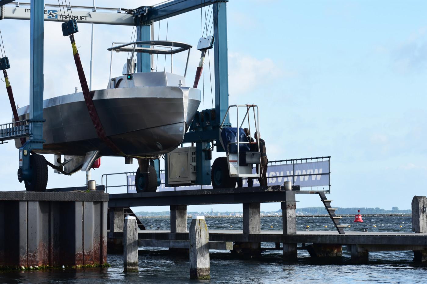 Load Master Boats, aluminium boot, botenbouwer, 10m