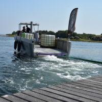 Website Load Master Boats, Testfase 2, Trekkrachtmeting, Laadvermogen, Manoeuvreren, Snelheid Varen Van Ast Brouwershaven