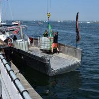 Website Load Master Boats, Testfase 2, Trekkrachtmeting, Laadvermogen, Manoeuvreren, Snelheid Varen, Van Ast Brouwershaven