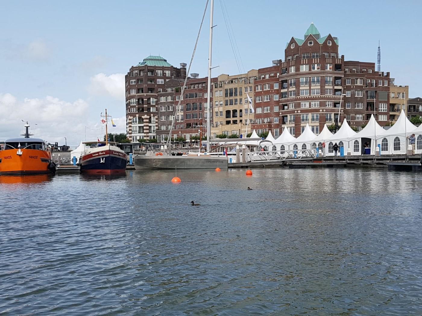 Hiswa te Water, primeursteiger, Load Master Boats, 100% elektrisch vaartuig (3)